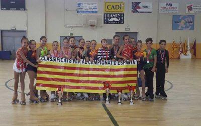 Campionat de Catalunya Benjamí, Aleví i Infantil