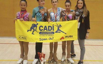 Campionat Federació Benjamí, Aleví i Infantil 2017