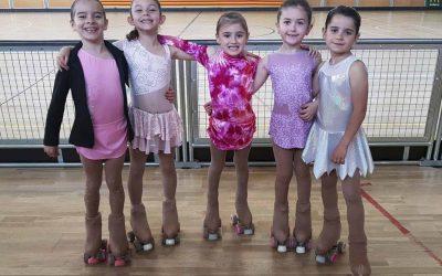 Resultats del CHPA CADÍ-LA SEU en les segones voltes de patinatge artístic