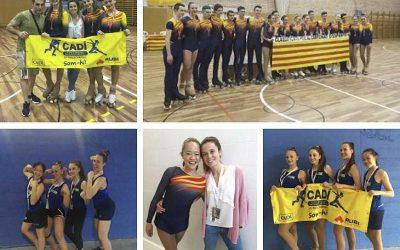 Campionat Catalunya Cadet i Juvenil 2018