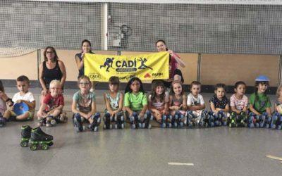 Escola gratuïta d'estiu del patinatge CHPA Cadí
