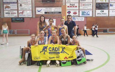Campionat Territorial Benjamí, Aleví i Infantil 2018
