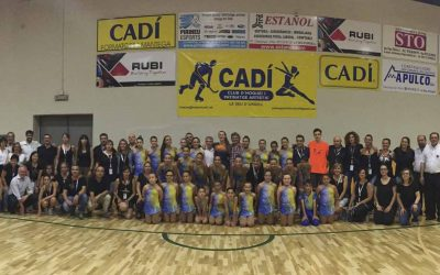 Campionat d'Espanya Cadet&Juvenil 2018