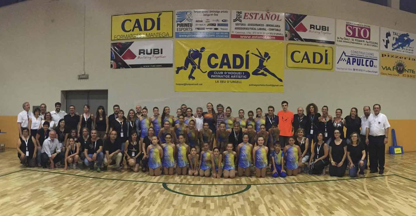 Campionat d'Espanya Cadet&Juvenil 2018-1
