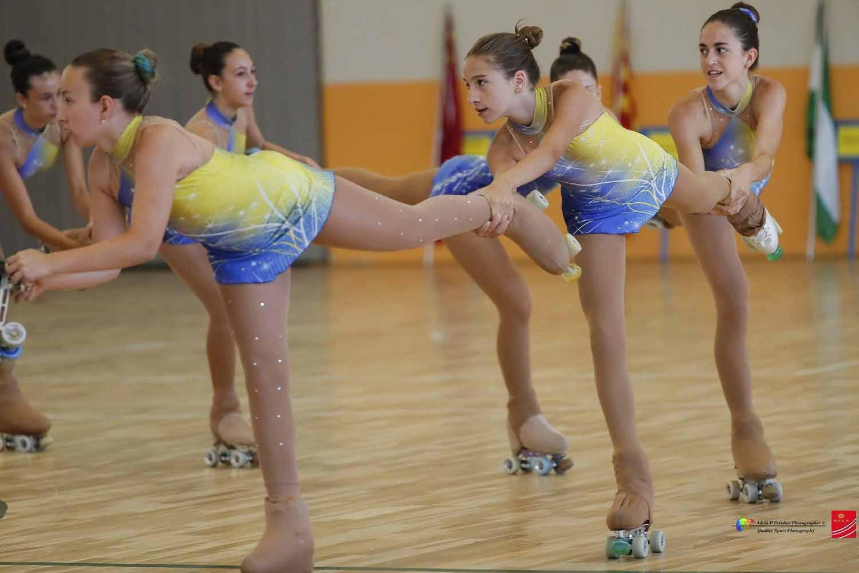 Campionat d'Espanya Cadet&Juvenil 2018-11