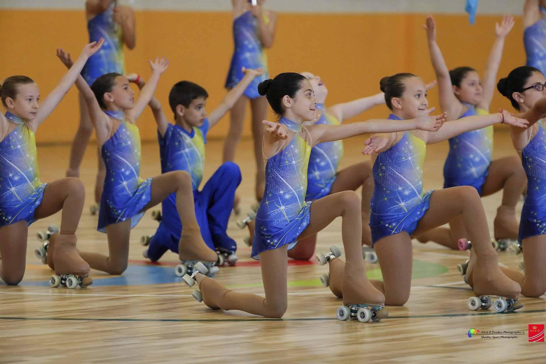 Campionat d'Espanya Cadet&Juvenil 2018-12