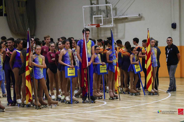 Campionat d'Espanya Cadet&Juvenil 2018-3