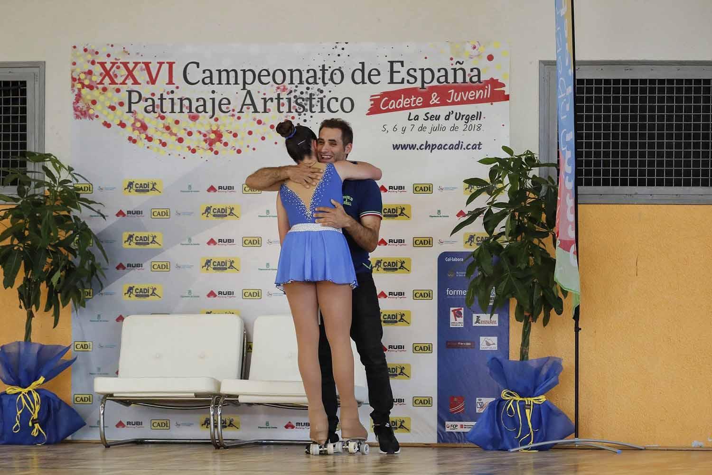 Campionat d'Espanya Cadet&Juvenil 2018-4