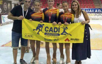 Campionat de Catalunya Benjamí, Aleví & Infantil 2018