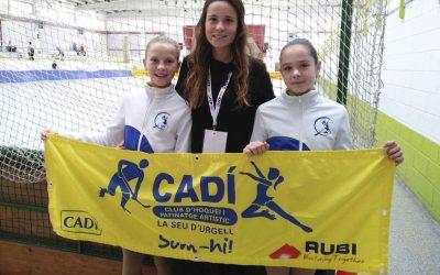 Campionat Federació de les categories Aleví i Infantil 2018