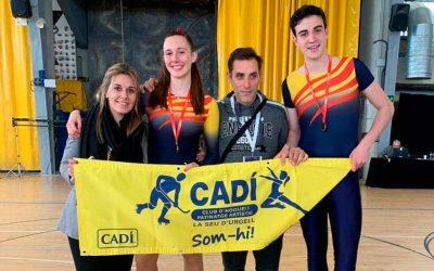 CAMPIONAT CATALUNYA JÚNIOR-SÈNIOR 2019