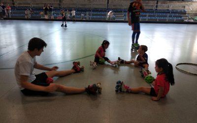 Escola gratuïta d'estiu de patinatge CHPA Cadí
