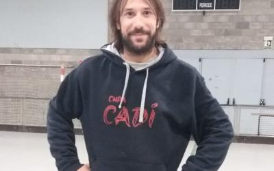 Entrevista a Jordi Garcia, nou coordinador de la secció d'hoquei.