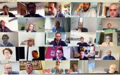 Videoconferència per aclarir dubtes sobre la crisi del Covid-19