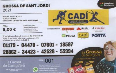 GROSSA DE SANT JORDI!