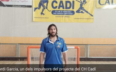 Entrevista aJordi Garcia