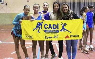 Copa Lleida de lliure femení 2018