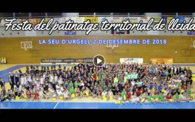 Festa del Patinatge 2018 Territorial de Lleida