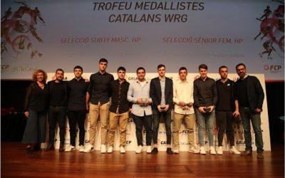 Jordi Pons premiat a la Gala de Patinatge Català