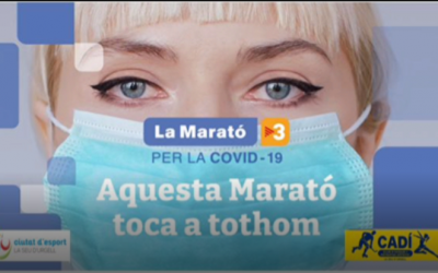 CHPA  Cadí dona suport a La Marató
